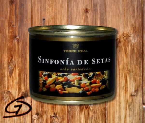SINFONIA DE SETAS TORRE REAL